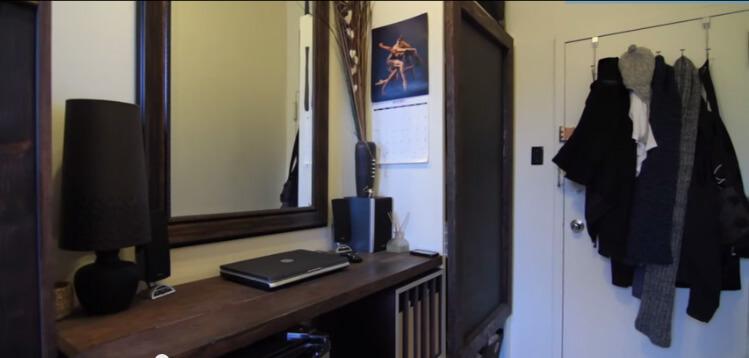 Самая маленькая квартира в Америке - 7м.