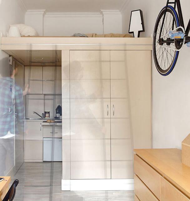 Дизайн квартиры в америке