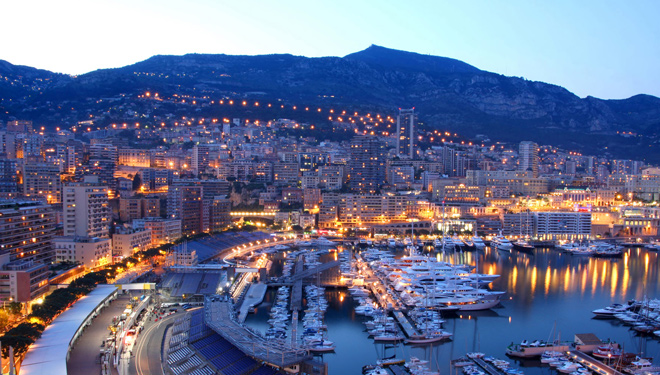 Самые маленькие страны мира. Монако.