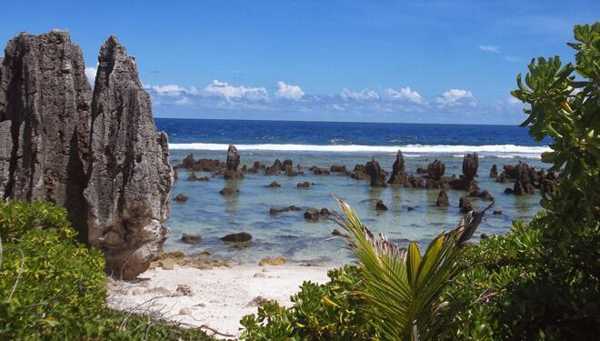 Самые маленькие страны мира. Науру