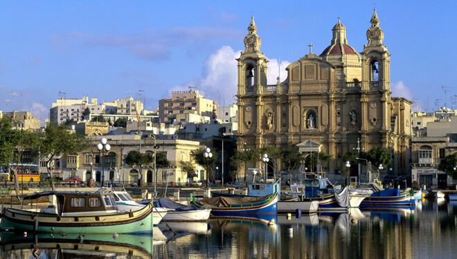 Самые маленькие страны мира. Мальта.