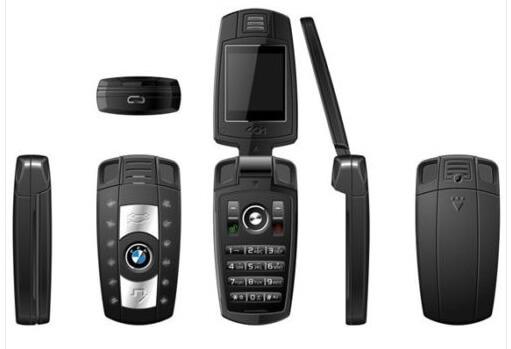 Топ-10 самых маленьких мобильных телефонов в 2015 году. Телефон в виде ключа от авто
