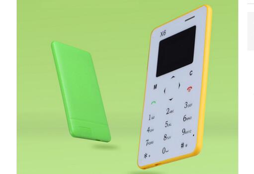 Топ-10 самых маленьких мобильных телефонов в 2015 году. Aiek X6 Р26
