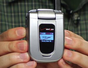 UTStarcom Slice. Самые маленькие мобильные телефоны