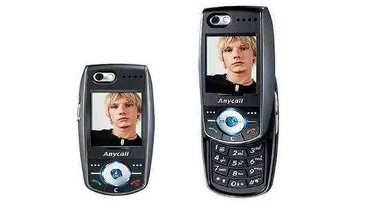 Samsung SGH-E888. LG Migo. Самые маленькие мобильные телефоны