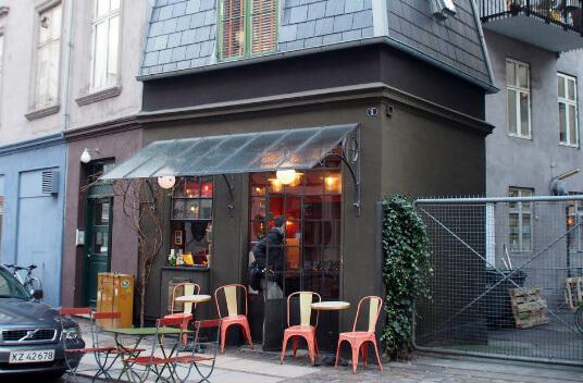 "Кафе ""Central"". фото - http://www.heatheronhertravels.com/"