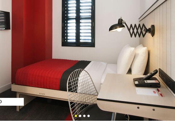 Самые маленькие отели мира. Сеть отелей «Pod». Нью- Йорк.