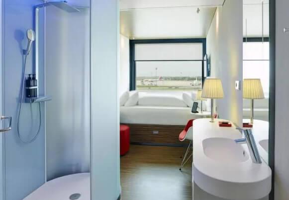 Самые маленькие отели мира. Сеть отелей «CitizenM»