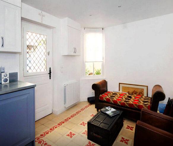 Самые маленькие в мире дома.Самый маленький дом в центре Парижа. 20 кв.м.