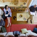 Автономный домик в 45 кв.м., США, остров Реггид. Самые маленькие дома мира.