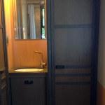 Самые маленькие дома мира.Домик площадью 26 кв.м. в японском стиле, США, Аврора. Санузел.