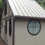 Самые маленькие дома мира.Домик площадью 26 кв.м. в японском стиле, США, Аврора.