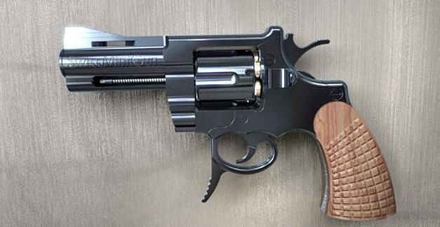 Самый маленький в мире пистолет