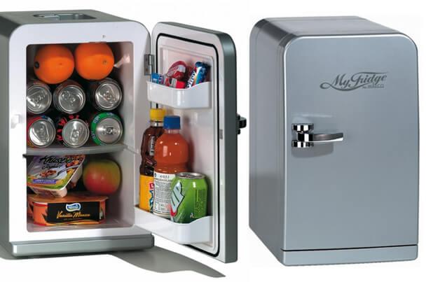 Самые маленькие холодильники в мире. ТОП-10. 2015 год. MyFridge от WAECO.