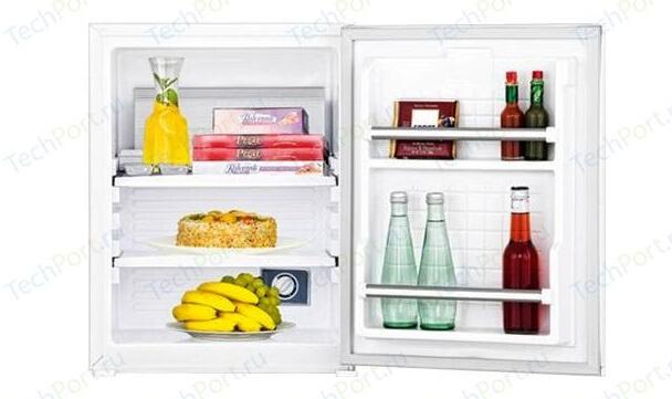 Самые маленькие холодильники в мире. ТОП-10. Холодильник Beko MBA 4000 W