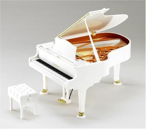 Самые маленькие музыкальные инструменты. Топ-10. Рояль «Grand Pianist»