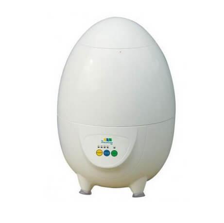Самые маленькие в мире стиральные машины. Eco-Egg EW 300