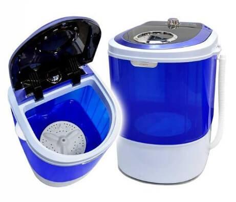 Самые маленькие в мире стиральные машины. Panda XPB25-28A / PAN25A