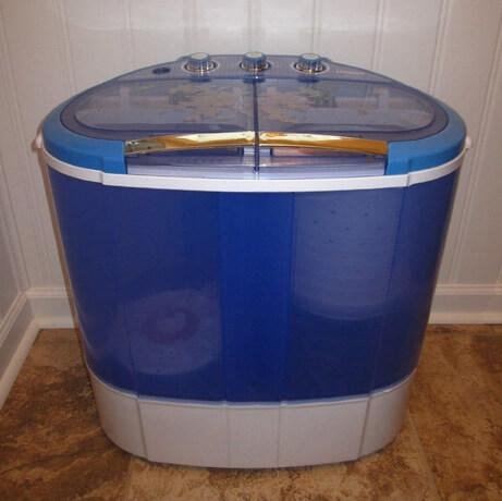 Самые маленькие в мире стиральные машины. Manatee XPB36-2008S