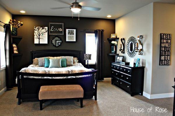 Маленькая спальня. Интерьер и дизайн маленькой спальни. Идеи и декор.