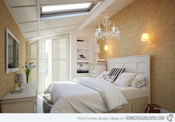 Маленькая спальня. Интерьер и дизайн маленькой спальни. Идеи и декор. дизайн - Svetlana Nezus