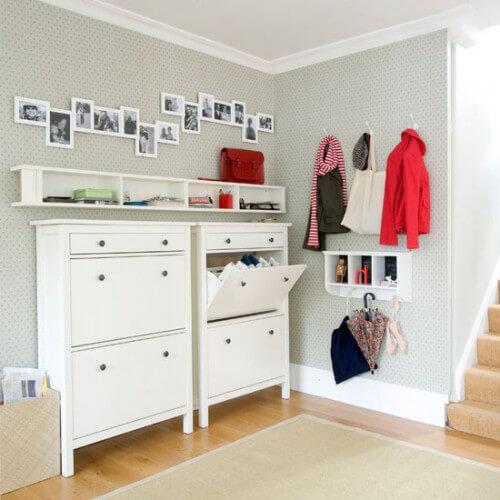 Маленькая прихожая. Мебель, интерьер и тонкости дизайна.