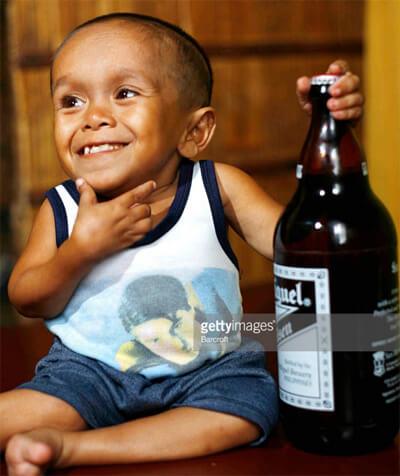 Самый маленький человек в мире — Джунрэй Болоуинг. 2016 г.