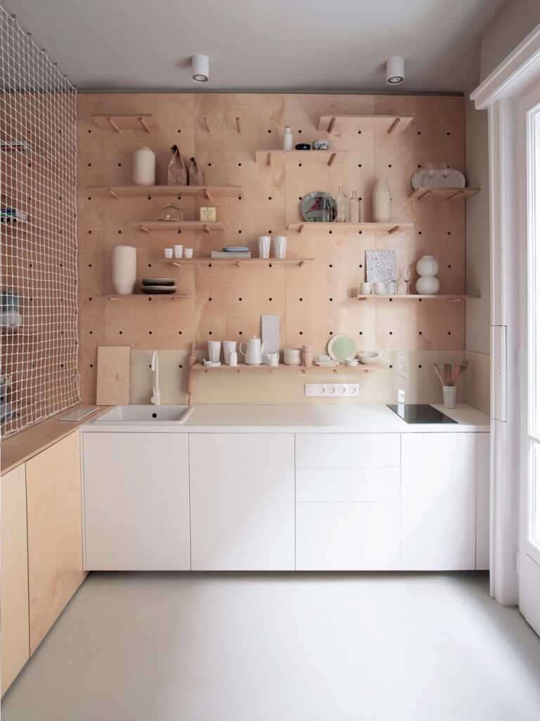 Дизайн, интерьер и отделка маленьких и самых маленьких квартир. Маленькая кухня
