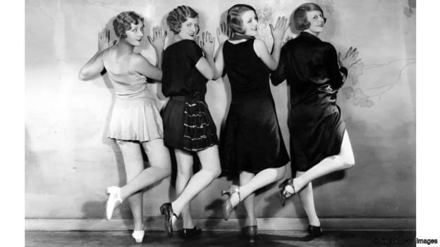Короткие юбки. История возникновения и современные модные мини-юбки.