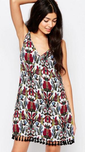 Короткое платье. туника.