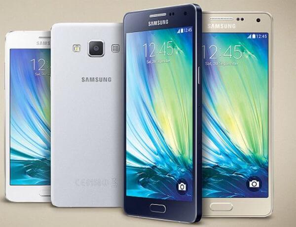 Galaxy A5 (2016) SM-A510F.