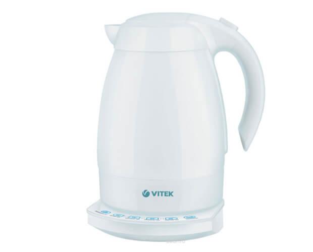 VITEK 1161 (W). ТОП-10 лучших керамических чайников 2016
