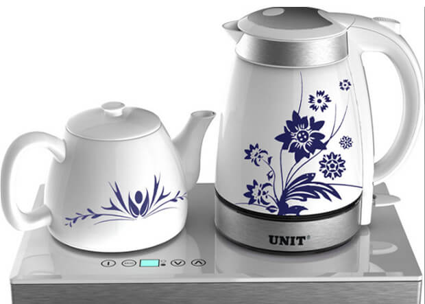 Unit UEK-252. ТОП-10 лучших керамических чайников 2016