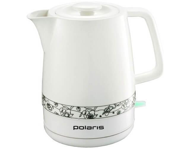 Polaris PWK 1731CC. ТОП-10 лучших керамических чайников 2016