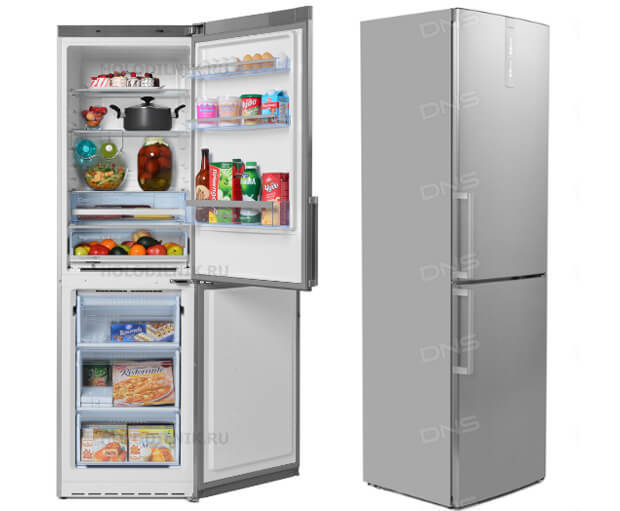 Bosch KGN39XL14R. ТОП-10 холодильников в 2016 году