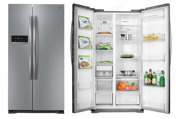 LG GC-B207GAQV. ТОП-10 холодильников в 2016 году