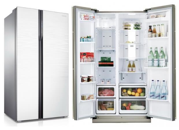 Samsung RSH5SBPN. ТОП-10 холодильников в 2016 году
