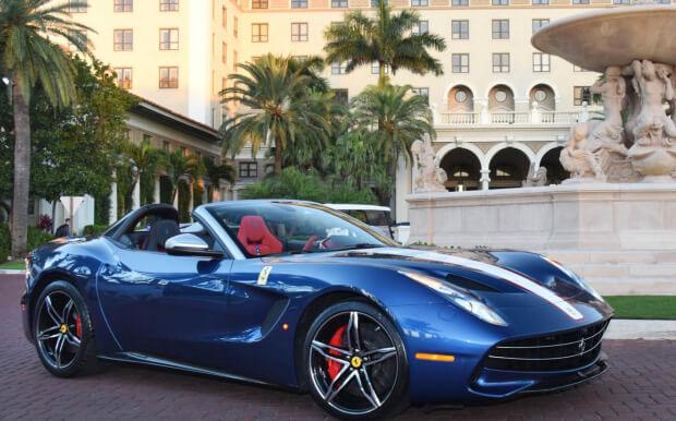Ferrari F60 America. самые дорогие машины в мире.