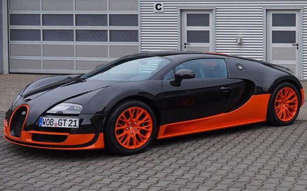 Bugatti Veyron Super Sports. самые дорогие машины в мире.