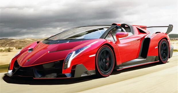 Lamborghini Veneno. самая дорогая машина в мире.