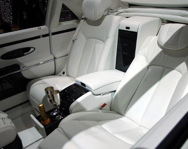 Maybach Landaulet (Майбах Ландо). Самые дорогие машины в мире.