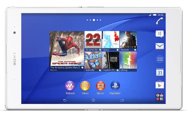 Sony Xperia Z3 Tablet Compact. Самые лучшие планшеты 2016
