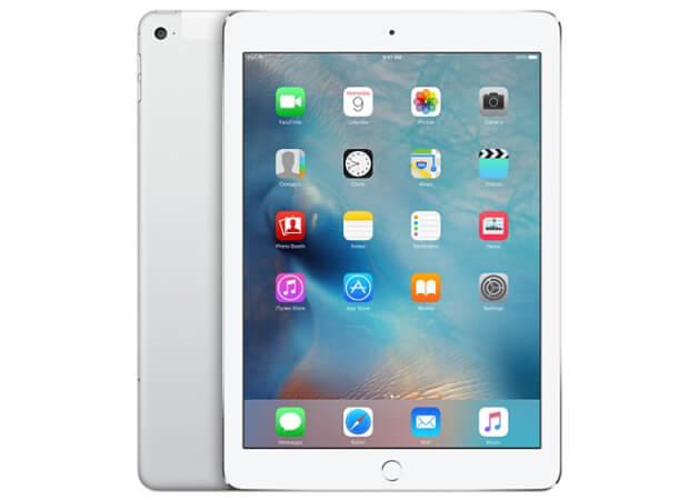 Apple iPad Air 2 128Gb Wi-Fi + Cellular. Самые лучшие планшеты 2016
