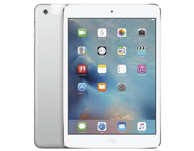 Apple iPad mini 2 32Gb Wi-Fi. Самые лучшие планшеты 2016
