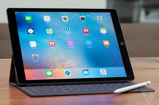 iPad Pro. Самые лучшие планшеты 2016