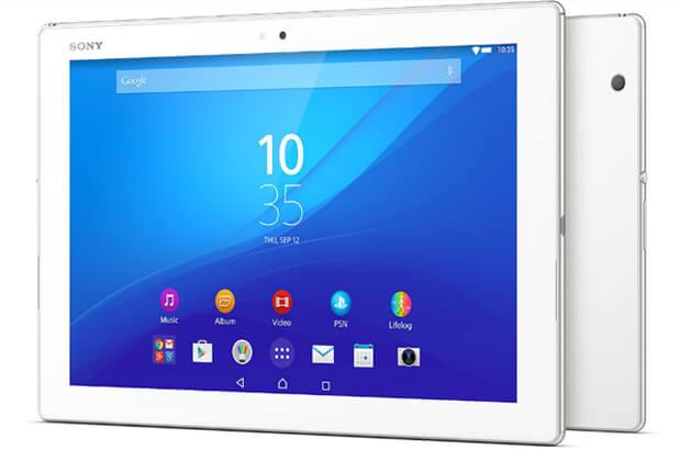 Sony Xperia Z4 Tablet. Самые лучшие планшеты 2016