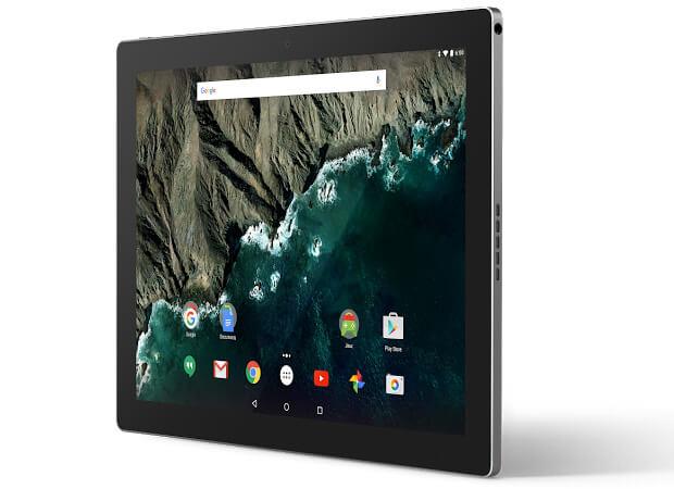 Google Pixel C. Самые лучшие планшеты 2016