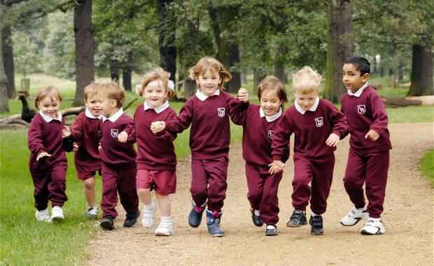 Великобритания. дети. Самые большие страны Европы по численности населения.