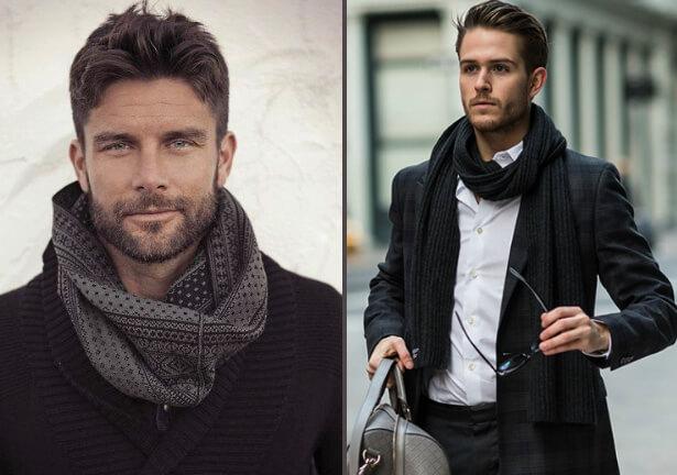 ffd4a872bc5 Мужские шарфы мода 2016 -2017  как выбрать