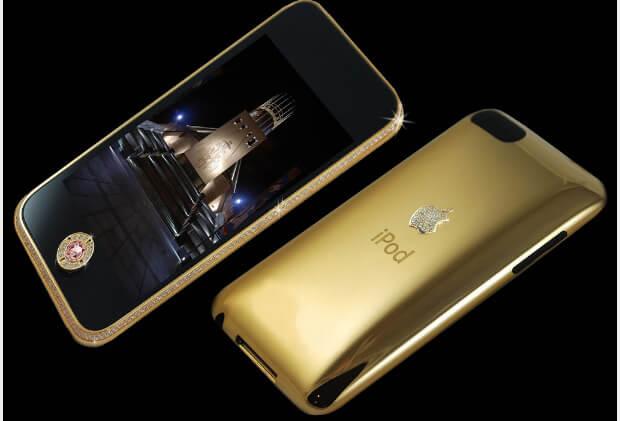 iPhone 3GS supreme, самые дорогие телефоны в мире